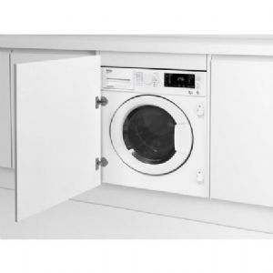 Beko WDIC752300F2 Built-In Washer Dryer